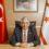 Özçınar, 19 Mayıs Atatürk'ü Anma, Gençlik ve Spor Bayramı'nı kutladı